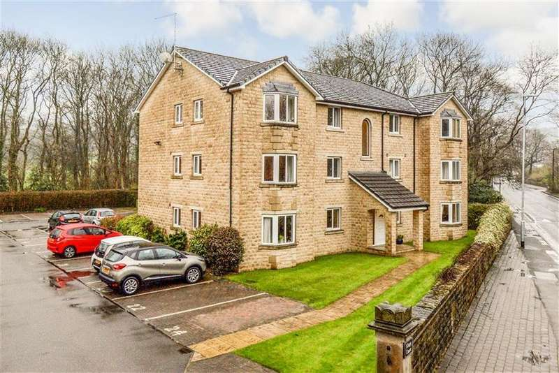 3 Bedrooms Apartment Flat for sale in Kings Court, Kings Mill Lane, Huddersfield, HD1