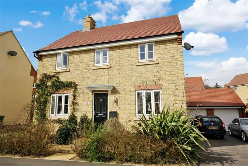 4 Bedrooms Detached House for sale in Gilligans Way, Faringdon, Oxfordshire