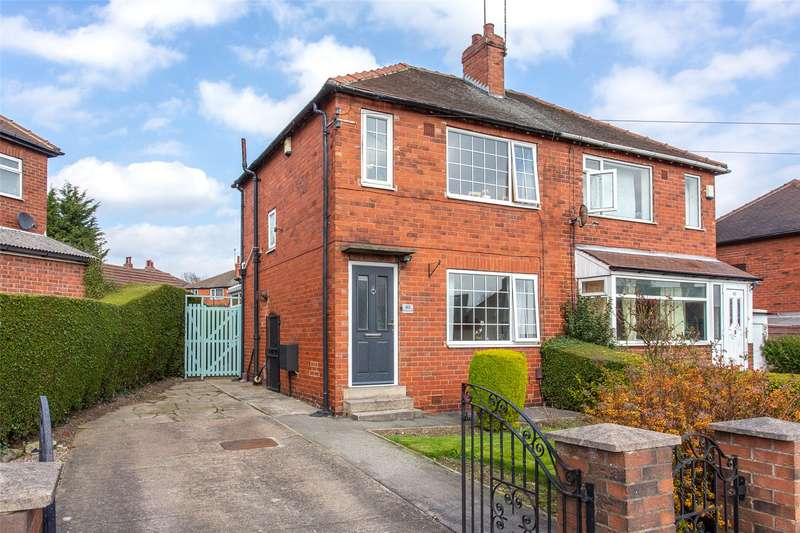 2 Bedrooms Semi Detached House for sale in Amberton Road, Leeds, West Yorkshire, LS8