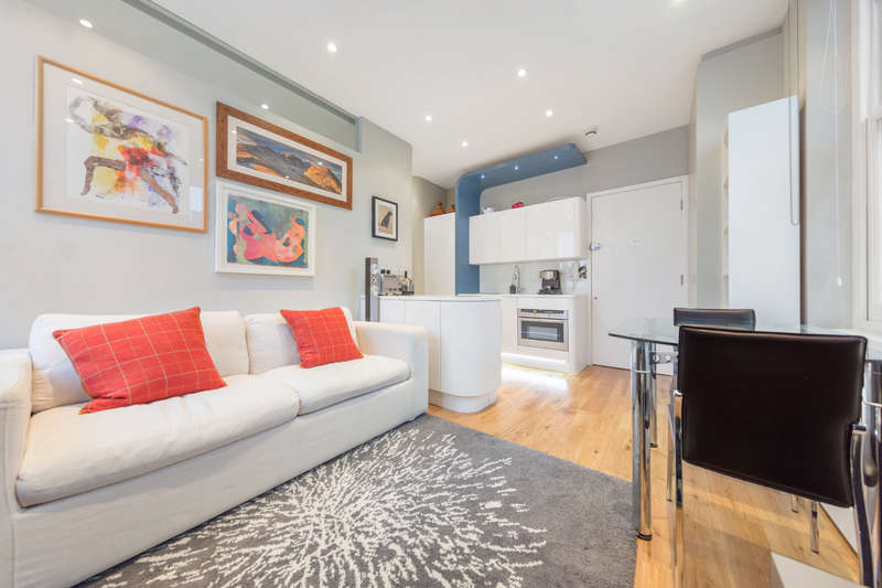 1 Bedroom Apartment Flat for sale in Onslow Road