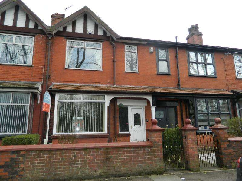 3 Bedrooms Terraced House for rent in Alexander Road, Tonge Moor, Bolton, BL2