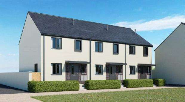 3 Bedrooms End Of Terrace House for sale in 42 Bracken, Paignton, Devon