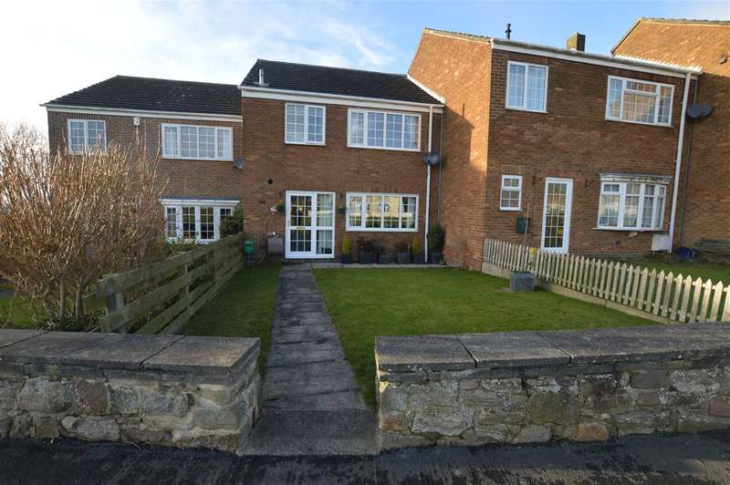3 Bedrooms Terraced House for sale in The Green, Hett