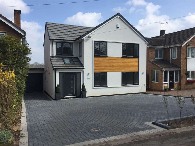 4 Bedrooms Detached House for sale in Broad Lane, Mount Nod, Coventry