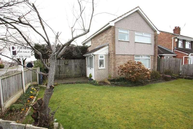 3 Bedrooms Detached House for sale in Ripon Avenue, Ellesmere Port