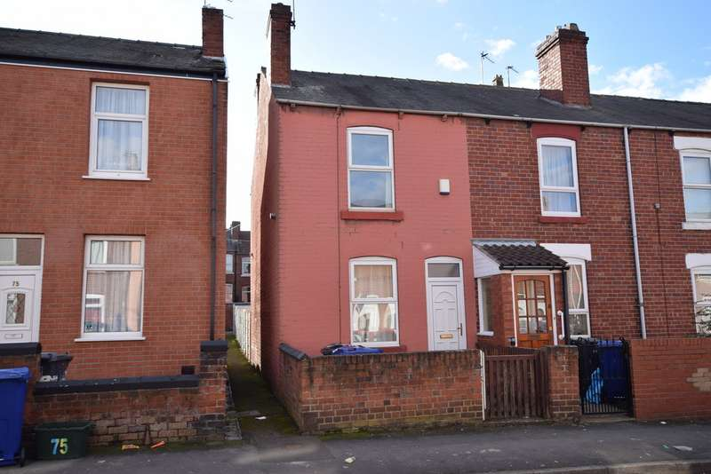 2 Bedrooms Property for sale in St Johns Road, Balby DN4