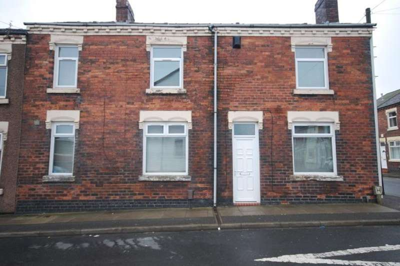 3 Bedrooms Terraced House for sale in Hillary Street, Stoke-On-Trent, ST6