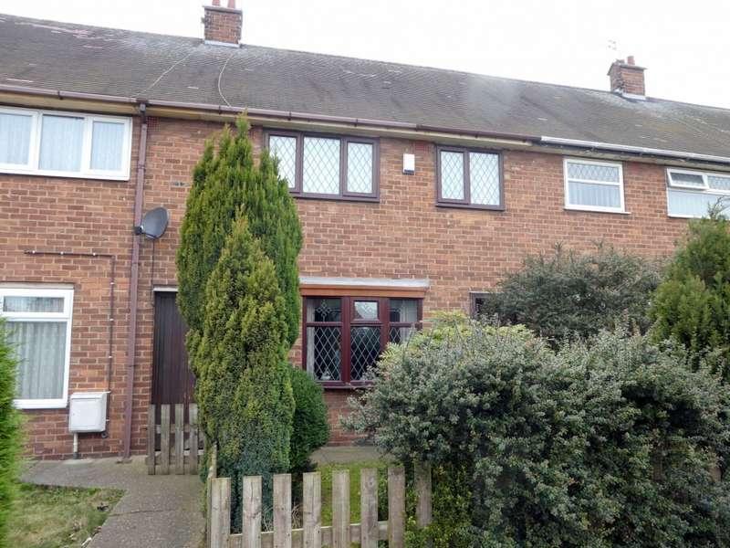 3 Bedrooms Terraced House for sale in Hemswell Avenue, Greatfield, Hull, HU9