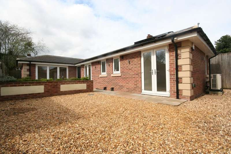 2 Bedrooms Detached Bungalow for sale in Belle Vue Grove, Middlesbrough, TS4