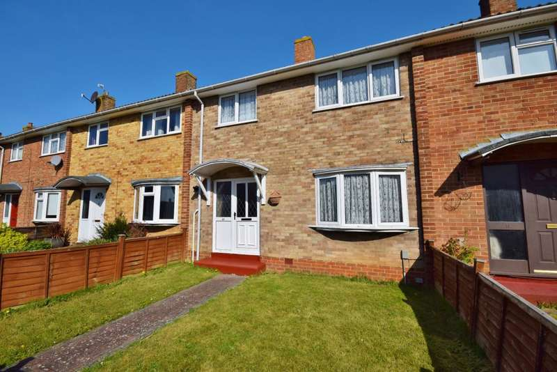 3 Bedrooms Terraced House for sale in South Ham, Basingstoke, RG22