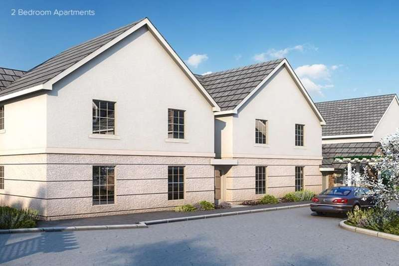 2 Bedrooms Flat for sale in The Rowans Horn Lane, Plymouth, PL9