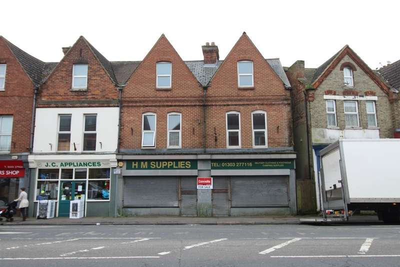 5 Bedrooms Flat for sale in Cheriton High Street, Folkestone, CT19
