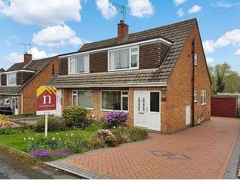 3 Bedrooms Semi Detached House for sale in Moorland Drive, Plympton
