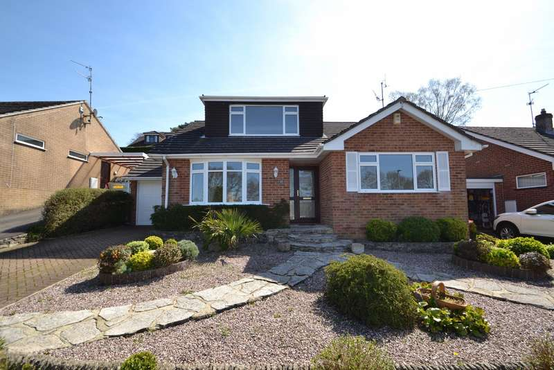 4 Bedrooms Bungalow for sale in Corfe Mullen