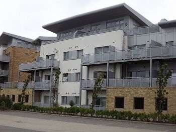 1 Bedroom Flat for sale in Tern House, Poole, BH15 4GD