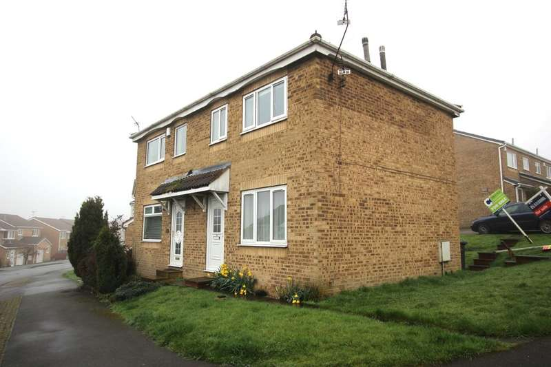 Flat for sale in Beechfern Close, SHEFFIELD, S35