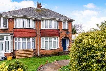 3 Bedrooms Semi Detached House for sale in Bristnall Hall Road, Oldbury, Birmingham, West Midlands