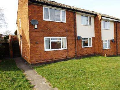 2 Bedrooms Flat for sale in Rifle St, Bilston, West Midlands