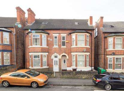 5 Bedrooms Semi Detached House for sale in Kimbolton Avenue, Nottingham, Nottinghamshire
