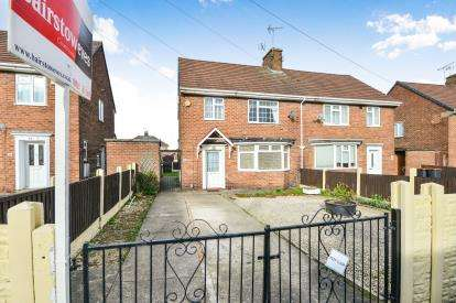 1 Bedroom Maisonette Flat for sale in Jephson Road, Sutton-In-Ashfield, Nottinghamshire, Notts