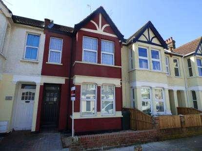 3 Bedrooms Terraced House for sale in Westcliff-On-Sea, Essex, Westcliff On Sea
