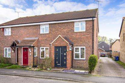 2 Bedrooms End Of Terrace House for sale in Badgers Dene, Grays, Essex