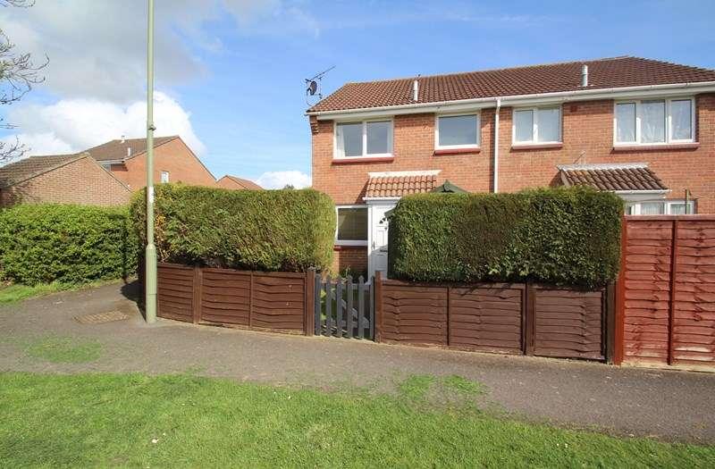 1 Bedroom Semi Detached House for sale in Widgeon Court, Fareham