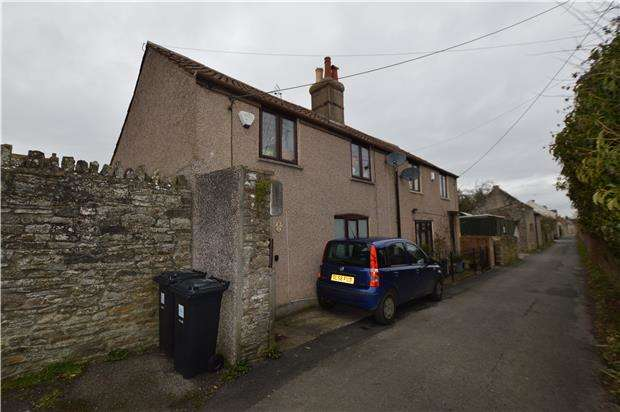 3 Bedrooms Semi Detached House for sale in Back Lane, Wickwar, WOTTON-UNDER-EDGE, Gloucestershire, GL12 8NN