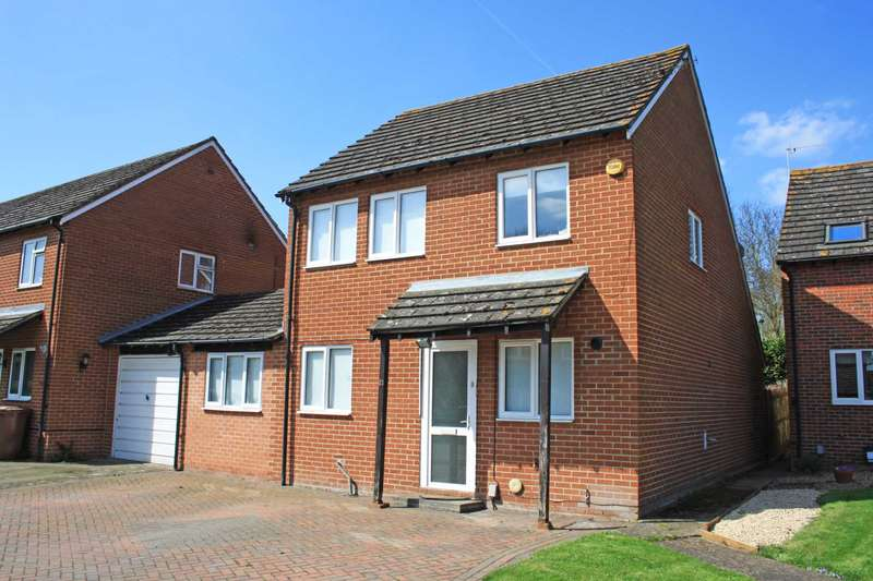 3 Bedrooms Link Detached House for sale in Balmoral Road, Didcot