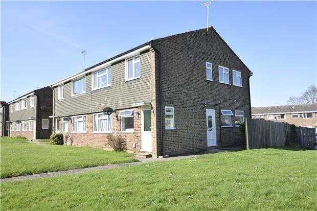 2 Bedrooms Maisonette Flat for sale in Wellbrook Road, ORPINGTON, Kent, BR6