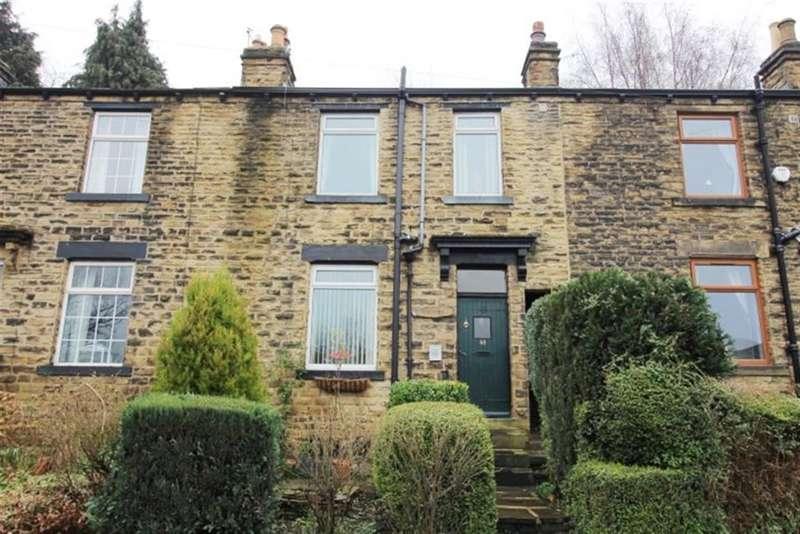 2 Bedrooms Terraced House for sale in Bagley Lane, Farsley, Leeds, LS28 5LJ