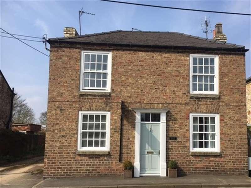 2 Bedrooms Semi Detached House for sale in Main Street, Sinnington, York, YO62 6SH