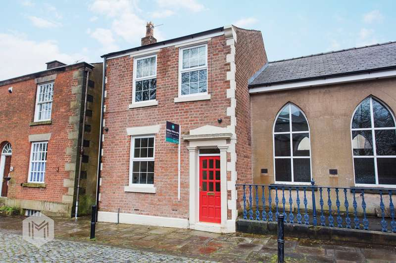 2 Bedrooms Semi Detached House for sale in Park Street, Chorley, PR7
