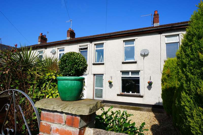 2 Bedrooms Terraced House for sale in Rifleman Street, Risca, Newport, NP11