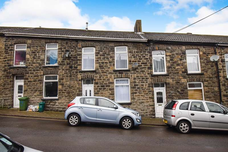 3 Bedrooms Terraced House for sale in Mary Street, Cilfynydd, Pontypridd, CF37