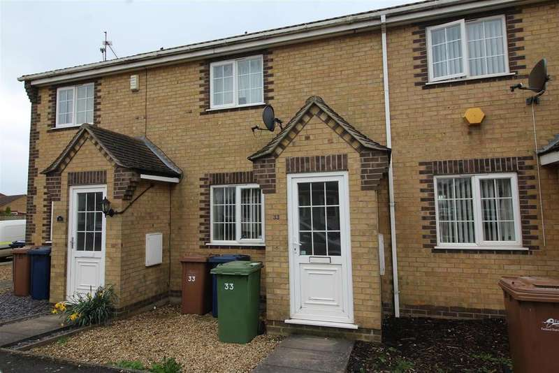 2 Bedrooms Terraced House for sale in Moorhen Road, Whittlesey, Peterborough