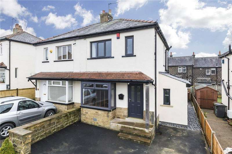 3 Bedrooms Semi Detached House for sale in Oxford Avenue, Guiseley, Leeds, West Yorkshire
