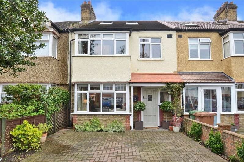 5 Bedrooms Terraced House for sale in Buxton Crescent, Cheam, Sutton, SM3