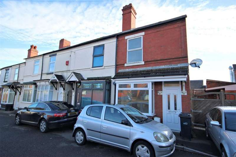 3 Bedrooms End Of Terrace House for sale in The Belper, DUDLEY, DY1