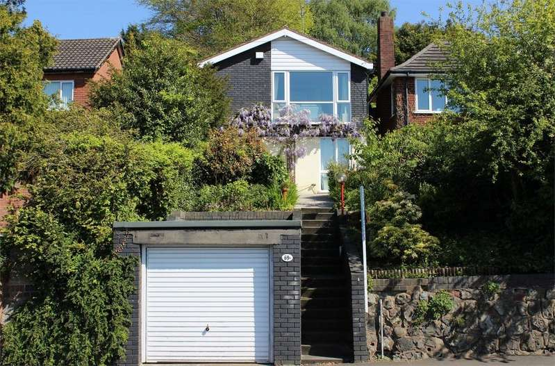 3 Bedrooms Detached House for sale in Toys Lane, Halesowen, B63