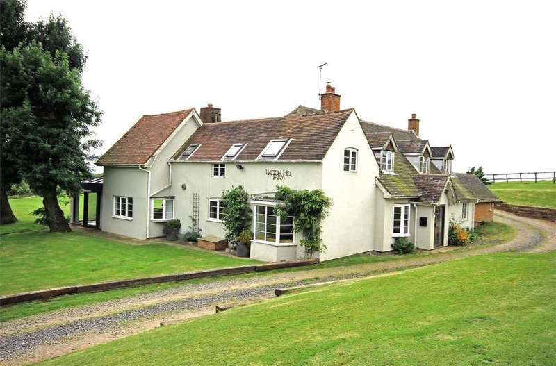 5 Bedrooms Country House Character Property for sale in Walton Hill, Clent, Stourbridge, DY9