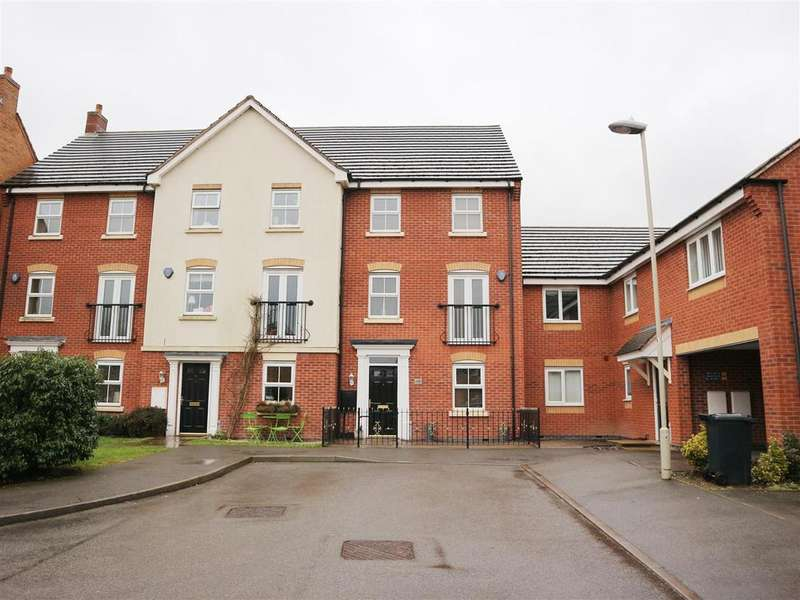 3 Bedrooms Town House for sale in West Street, Quarry Bank, Brierley Hill