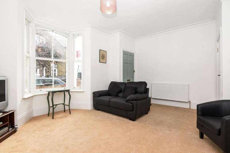 3 Bedrooms Terraced House for sale in Burgoyne Road, Brixton