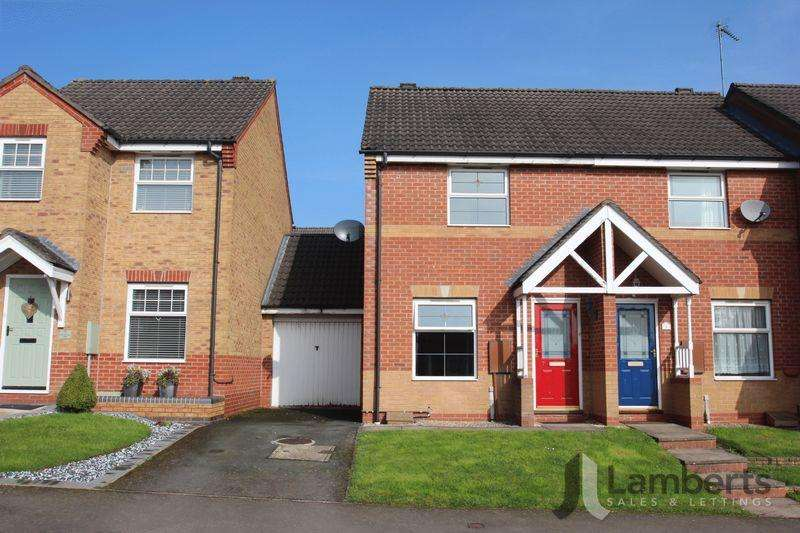2 Bedrooms Semi Detached House for sale in Boot Piece Lane, Brockhill