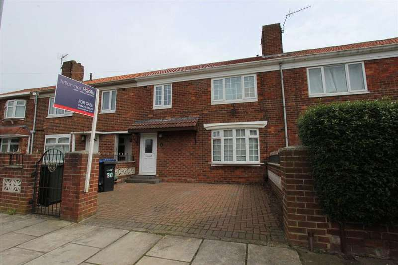 3 Bedrooms Terraced House for sale in Darenth Crescent, Berwick Hills