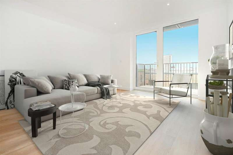 2 Bedrooms Flat for sale in Marine Wharf East SE16