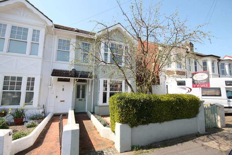 3 Bedrooms End Of Terrace House for sale in Southview Road, Southwick, Brighton BN42 4TW