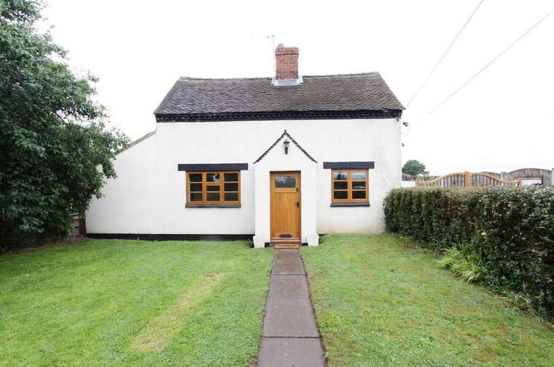 3 Bedrooms Cottage House for rent in Burton Road, Lichfield, WS14 9NT