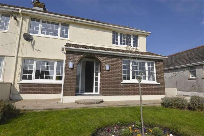 4 Bedrooms House for sale in Penlan, The Ridgeway, Saundersfoot, Pembrokeshire, SA69