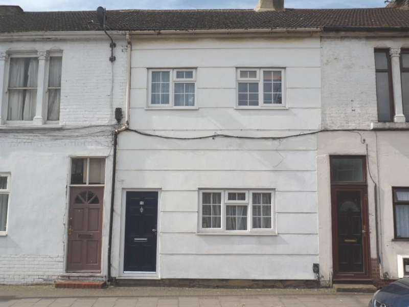 3 Bedrooms Terraced House for sale in WEST STREET, ERITH, KENT, DA8 1AQ